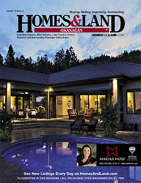 HOMES & LAND Magazine Cover. Vol. 13, Issue 04, Page 17.