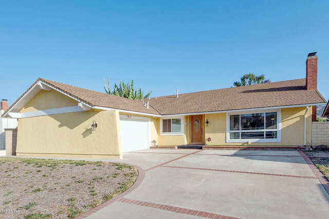Single Family for Sale at 5926 Fearing Street Simi Valley, California 93063 United States