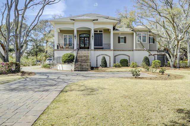 Single Family for Sale at 70 S Port Royal Drive Hilton Head Island, South Carolina 29928 United States