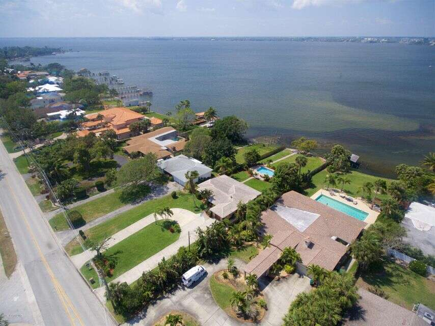 Single Family for Sale at 38 S Riverside Drive Indialantic, Florida 32903 United States