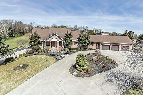 Single Family for Sale at 1727 Joe Stephens Road Morristown, Tennessee 37814 United States