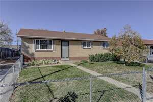 Real Estate for Sale, ListingId: 61683927, Commerce City CO  80022