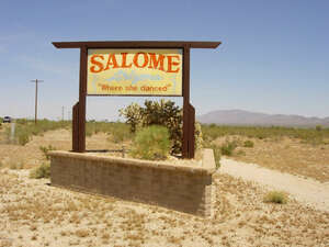 Real Estate for Sale, ListingId: 33346584, Salome, AZ  85348