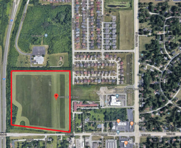 Land For Sale 5000 183rd Street Country Club Hills Il Homes Land