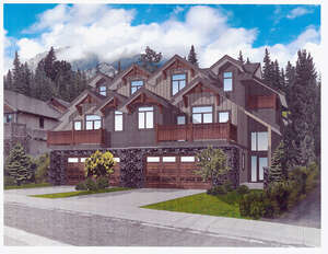 Featured Property in Canmore, AB T1W 2M4