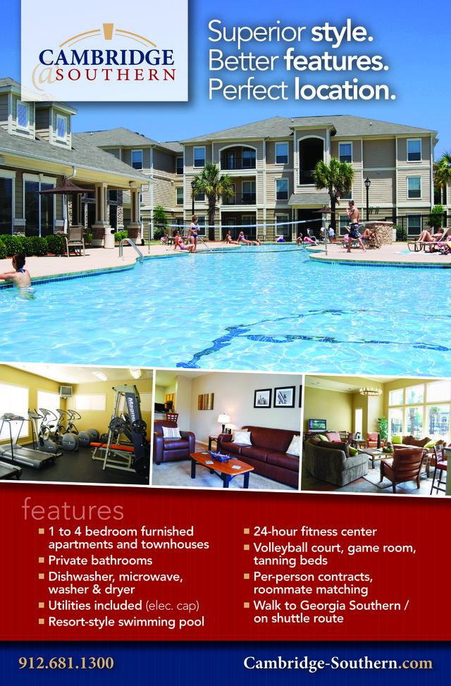 Apartment For Rent Listingid 8906582 Statesboro Ga 30458