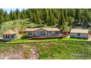 Real Estate for Sale, ListingId: 51999497, Red Feather Lakes, CO  80545