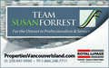 Susan Forrest, Parksville Real Estate