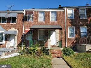 Real Estate for Sale, ListingId: 64532287, Baltimore MD  21213