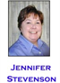 Jennifer Stevenson, Ogdensburg Real Estate